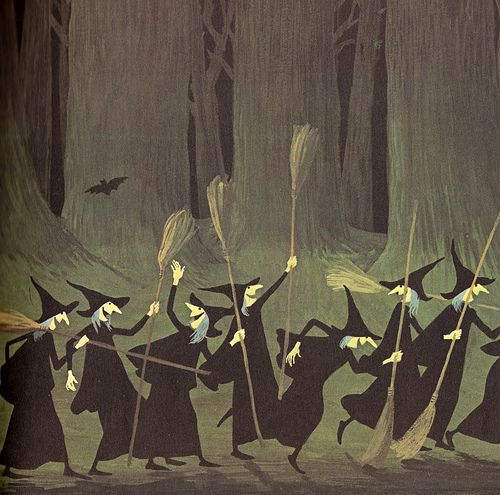 A Woggle of Witches #boden #magicalmenagerie