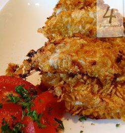 Sweet Chicken Fingers | 4 Ingredients