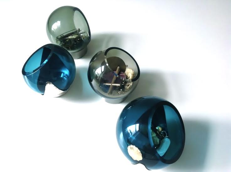 quist vario kugel glass 70s