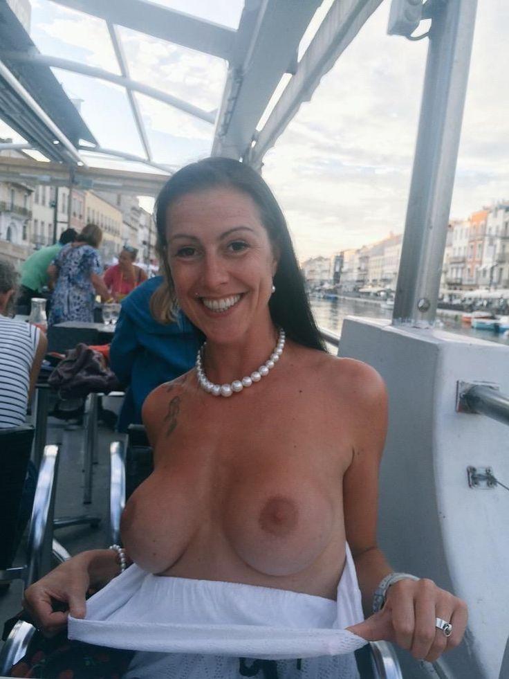 Europe de shawn boob cruise