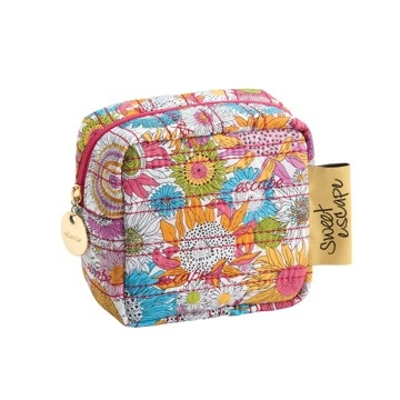 LIBERTY FABRIC SANITARY POUCH SS.PINK by milesto