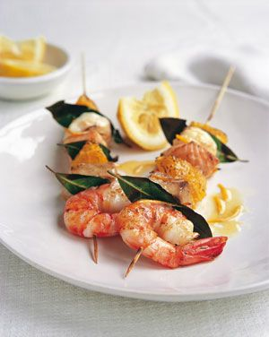 Bay leaves, Skewers and Tuna on Pinterest