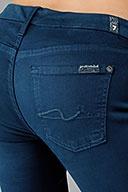 Super jeans & mooie kleur voor de zomer! Thanks to 7 for all mankind krijg ik deze GRATIS :) omdat mijn vorige jeans na 1 week al kapot ging.... Via Twitter opgevolgd, super goede klantenservice!!!