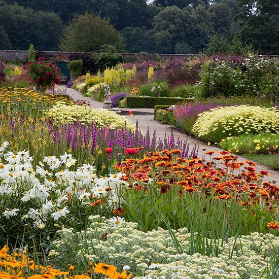 Would love to be walking there right now! Helmsley Walled Garden/Homes and Gradens