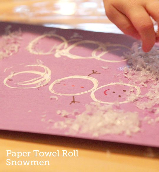 17 Best Ideas About Snow Crafts On Pinterest