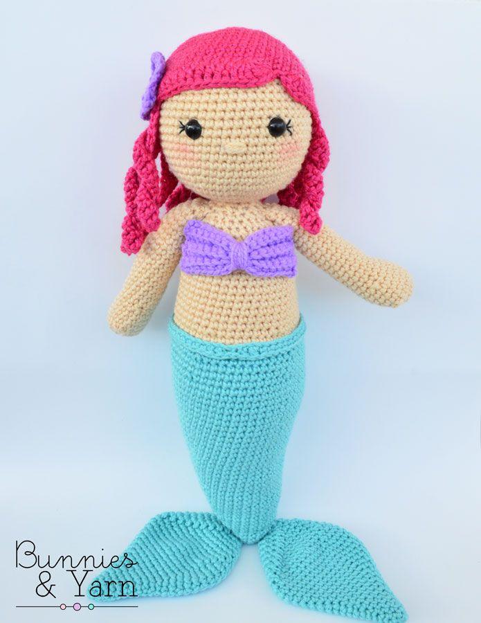 Best 20+ Crochet Mermaid Pattern ideas on Pinterest Diy ...