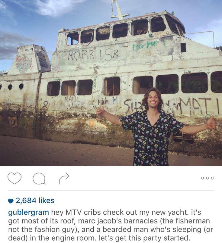 matthew gray gubler (@GUBLERNATION) | Twitter