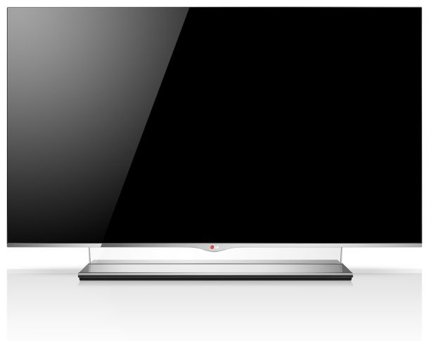 What are the true dimensions of a 55-inch television?