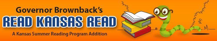 READ KANSAS READ. A Kansas Summer Reading Program Addition