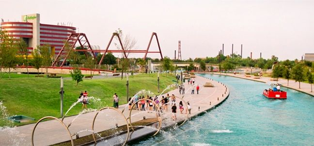 Parque Fundidora, Monterrey, México - Zonaturistica.com