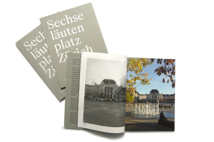 Publikation: Sechseläutenplatz - vetschpartner Landschaftsarchitekten AG