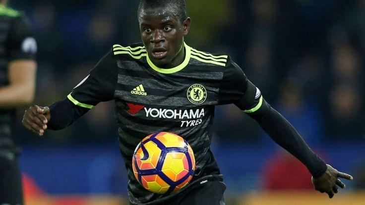 Premier League: Kante confounds Conte as Chelsea sink West Ham