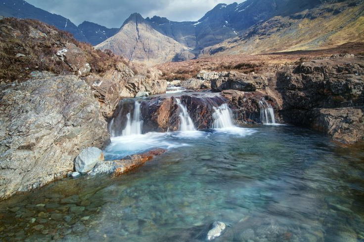 The Fairy Pools, Isle of Skye | 25 Places In Scotland That Are Straight Out Of A Fantasy Novel