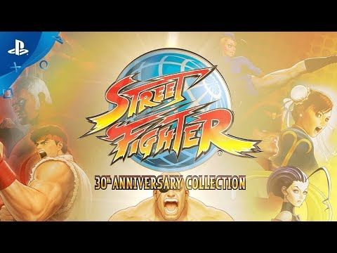Street Fighter 30th Anniversary Collection – Announcement Trailer | PS4 - http://eleccafe.com/2017/12/13/street-fighter-30th-anniversary-collection-announcement-trailer-ps4/