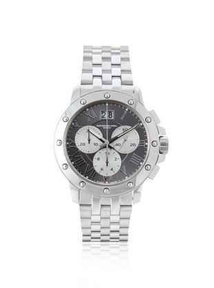 -79,800% OFF Raymond Weil Men's 4899-ST-00668 Tango Silver/Black Stainless Steel Watch
