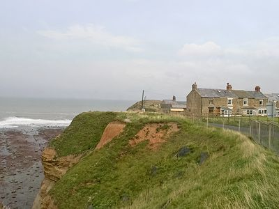 Our Easter Holiday, April 2014.Hedgehog Cottage, nr Cowbar,Staithes, Yorkshire.