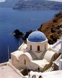 Magical Journeys to Greece: Santorini Island Day Trip from Crete