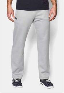 Under Armour Storm Armour Fleece Pants for Men in True Gray Heather