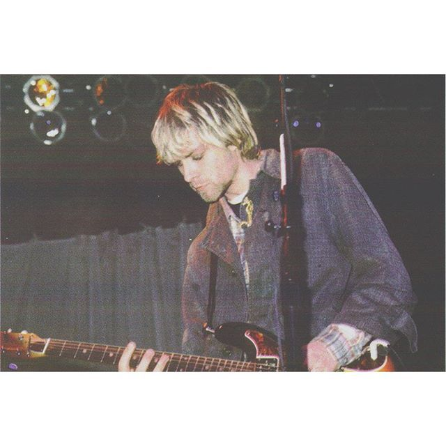 A musical genius,legends don't die; Kurt D. Cobain.x