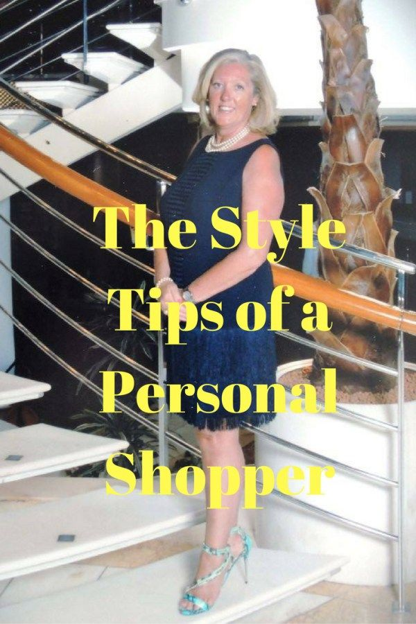 Find out the Style Tips of a Personal Shopper on Lifestyle Fifty.