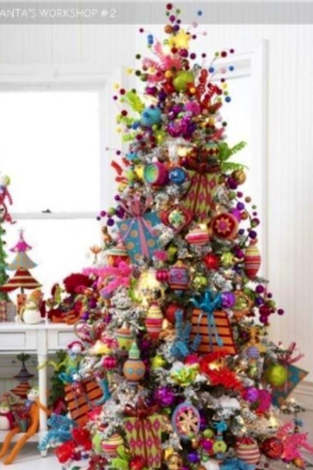 Fun Christmas trees