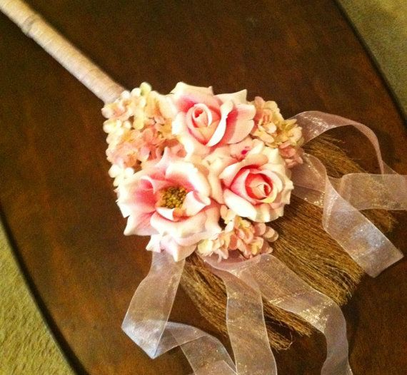 Wedding Broom Ideas: 103 Best Jumping The Broom (samples/ideas/don'ts) Images
