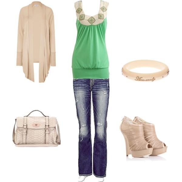 soo cute, love it: Green Tops, Cute Tops, Dream Closet, Fashion Styles, Clothes, Cute Outfits, Casual, Cute Date Outfits, Wet Seal