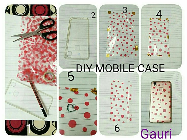 DIY MOBILE CASE
