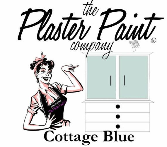 Plaster Paint by the Plaster Paint Company by SweetPeasCharm