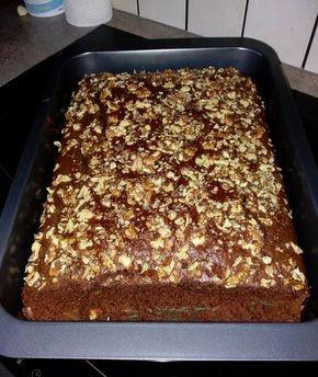 Amerikai süti, egyszerű kevert tészta, de az íze csodás! - Egy az Egyben