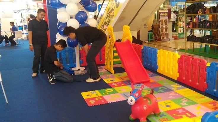 DATSUN Playground area