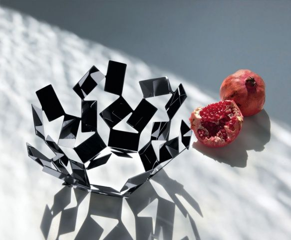 Alessi fruitschalen: #DESIGN met hoofdletters» #woonaccessoires #interieurtips #wonen #woonblog