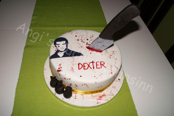 Dexter Cake, Dexter Kuchen