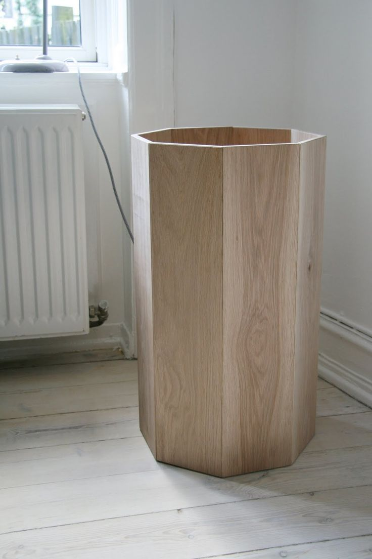 Jonas Pedersen / Design: FSC for free - ny vasketøjskurv