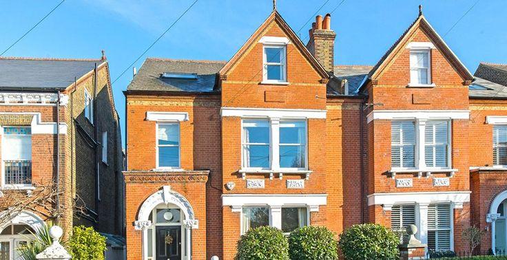 Особняк на Баскервилей: как выглядит лондонский дом семьи Кончаловских :: Жилье :: РБК Недвижимость