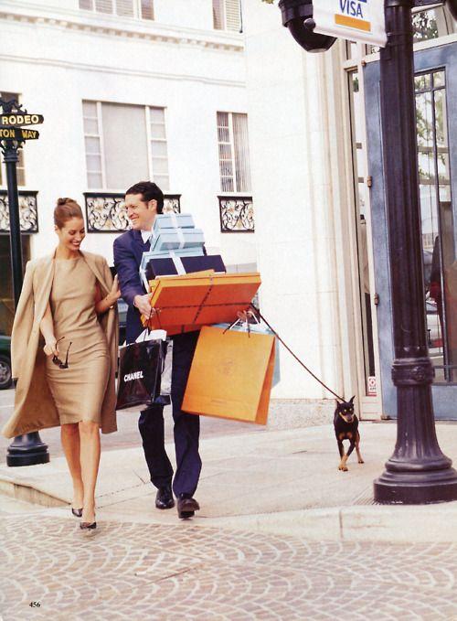 : Vogue, Fashion, Life, Style, Dream, Christy Turlington, Shopping, Arthur Elgort