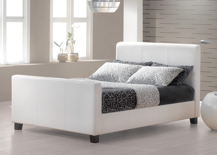 Hoffman Bed Frame Double Jysk Canada 299 00 In White