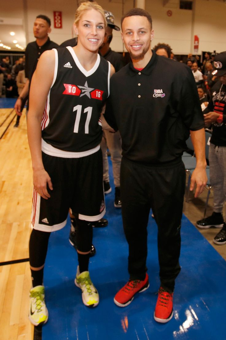 WNBA Players Past and Present at NBA All-Star 2016 in Toronto - WNBA