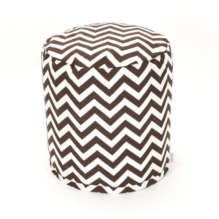 Majestic Home Goods 16 in  Round Outdoor Pouf   85907220418. Best 20  Outdoor pouf ideas on Pinterest   Kilim cushions  Patio