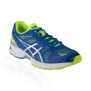 asics gel ds trainer 19 - royal/lightning/yellow