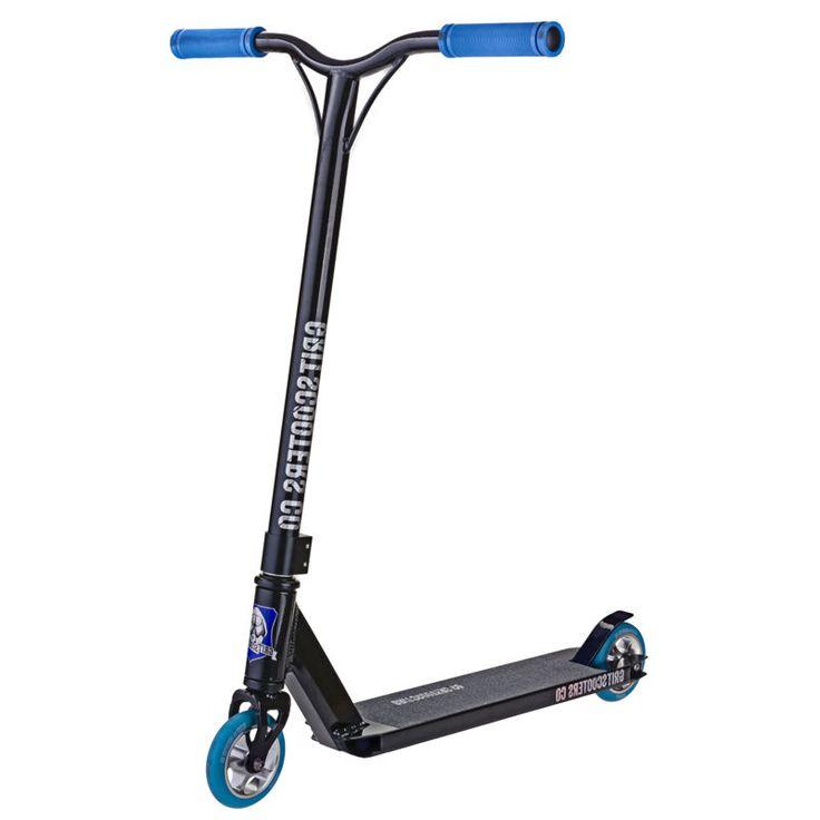 Grit Fluxx Stunt Scooter Black
