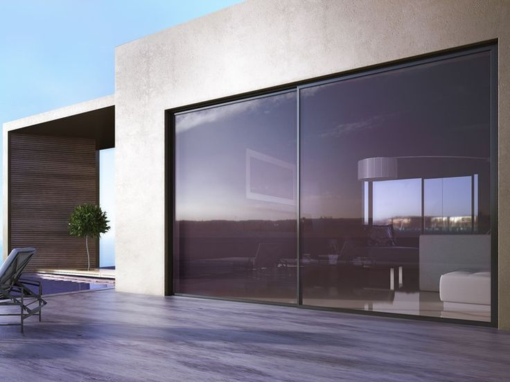 Porta-finestra scorrevole SMARTIA S560 Collezione Smartia systems by Alumil