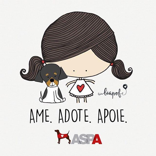 Uma #biaPOF especial com o Mike, mascote da @aspaitu que não tem uma perna e a outra é tortinha; ele é o maior exemplo de superação ❤️✨ a ASPA faz um trabalho lindo! São mais de 400 cães vivendo no abrigo, todos vítimas de maus tratos ou abandono, que agora, iniciam um novo capítulo cheio de amor e carinho ✨você pode saber um pouco mais sobre a ONG na página do face: Aspa Itu ou pelo site: www.aspa-itu.com.br ✨ Ame. Adote. Apoie.