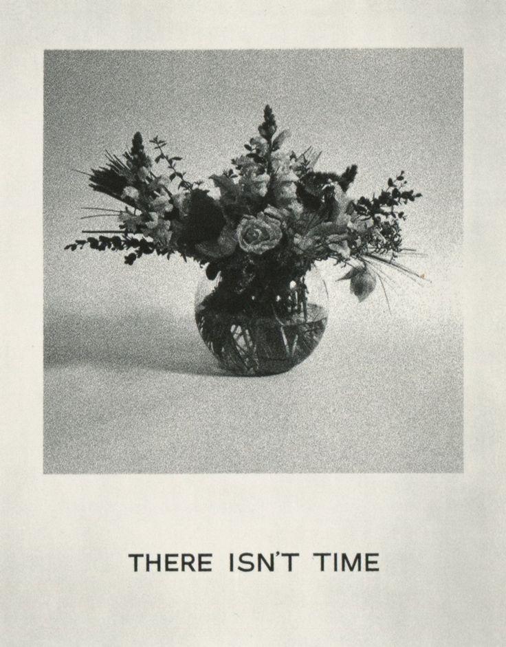 John Baldessari — There Isn't Time (Goya Series), 1997