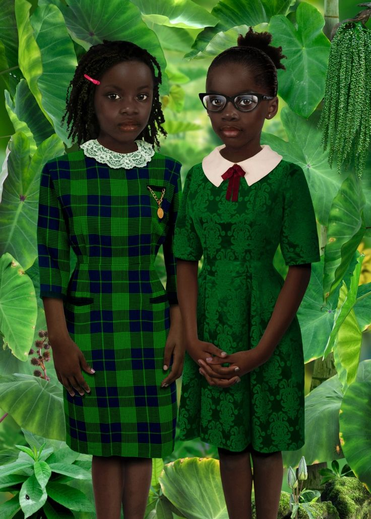 Ruud Van Empel – Sunday Number 5, 2012