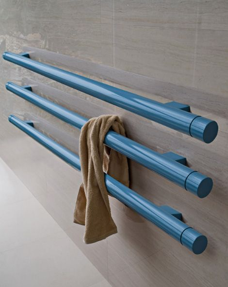 t.b.t. Tubes in blue