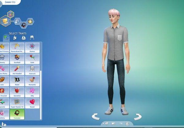 Mod The Sims Youtuber Trait By Chloetheninja Sims 4 Downloads Sims 4 Traits Sims 4 Mods Sims 4 Gameplay