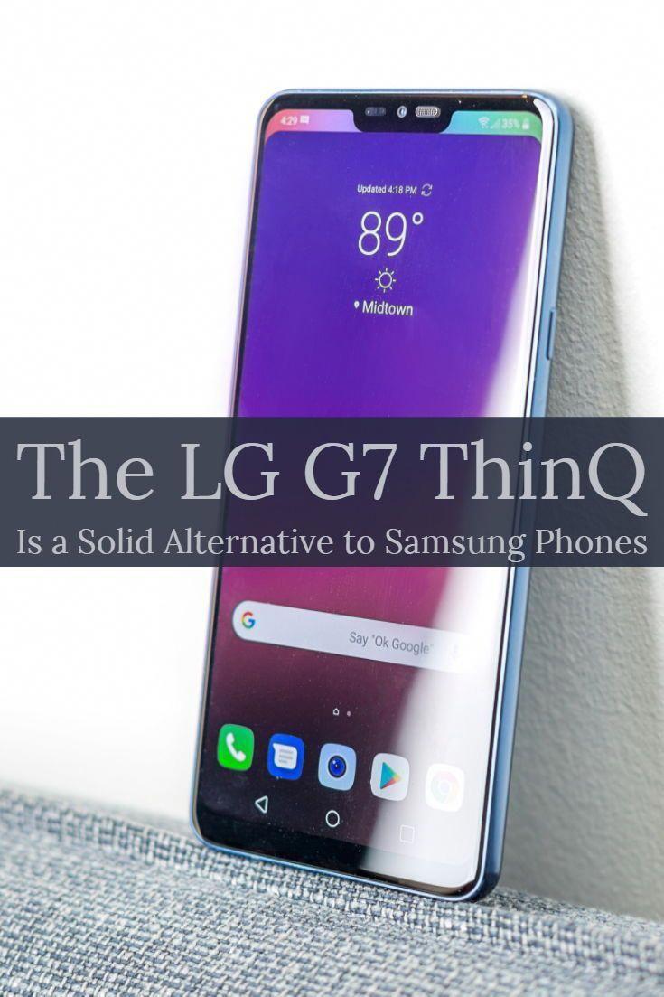 Lg G7 Thinq T Mobile Phones Phone Samsung Phone