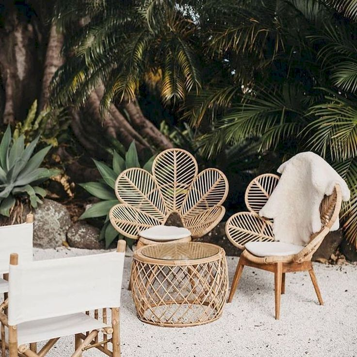 Top Summer Furniture for Your Outdoor Space