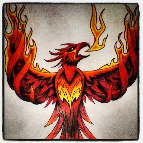 Symbolic Meanings of Phoenix Tattoos for Men   tatuajes   Spanish tatuajes   tatuajes para mujeres   tatuajes para hombres    diseños de tatuajes http://amzn.to/28PQlav